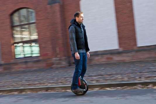 L'Utilisation quotidienne du monocycle électrique