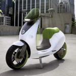 Le scooter Smart qu'on aimerait voir rouler un jour