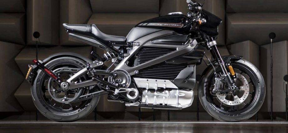 Motos électriques Harley-Davidson : Une gamme complète d'ici 2022
