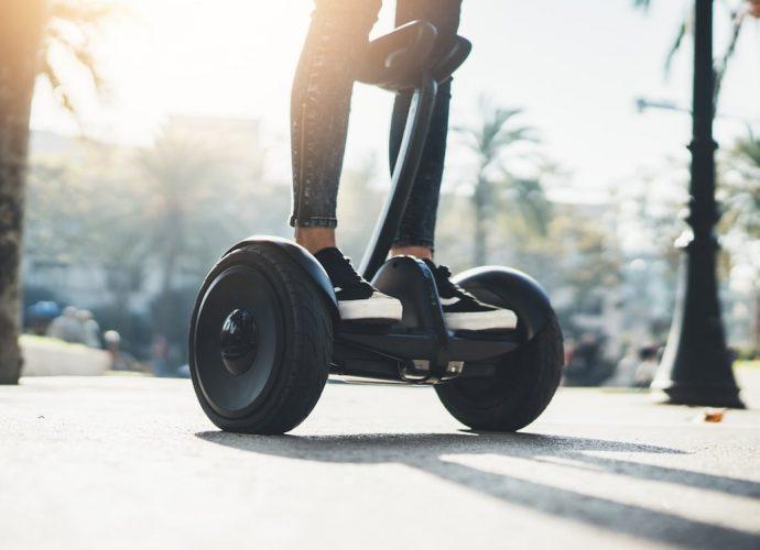 Les nouveaux véhicules électriques individuels (NVEI)