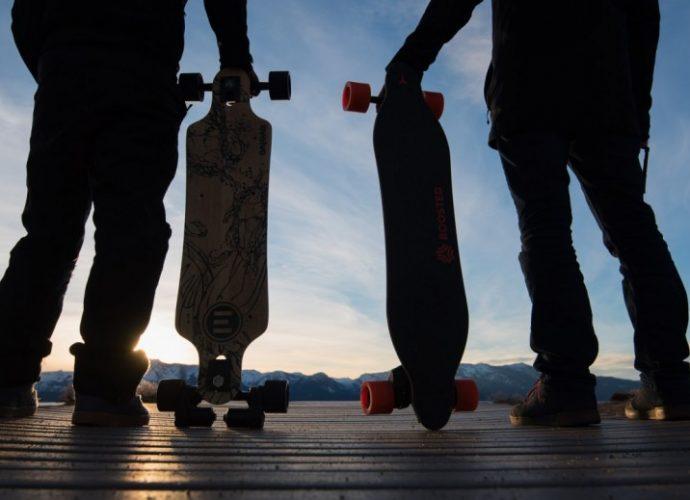 skates urbains ou skates tout terrain ?