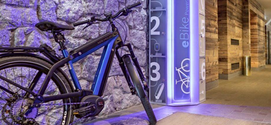 Bosch lance son réseau de stations de recharge pour vélos électriques