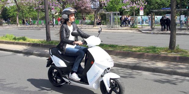 Les scooters électriques en libre service ont réinventé un modèle de mobilités