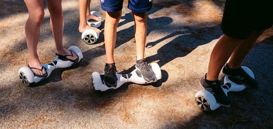 Trottinettes, hoverboards, gyroroues et autres engins : ce que dit la loi