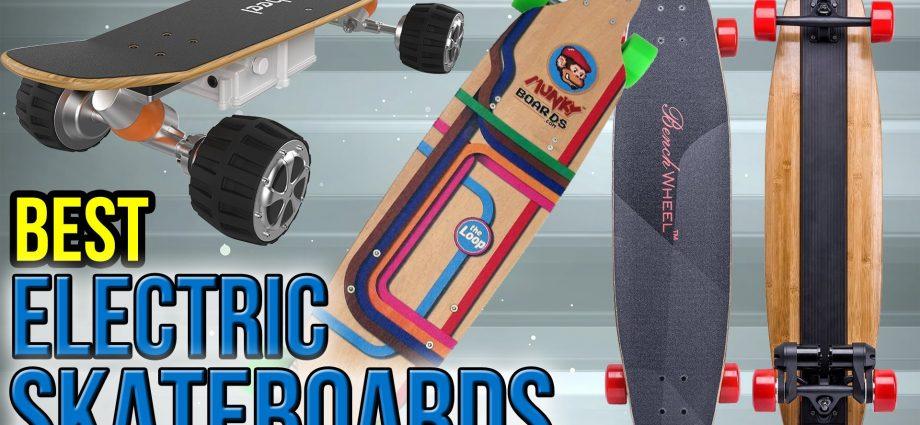 Comment choisir son e-skate ou skate électrique