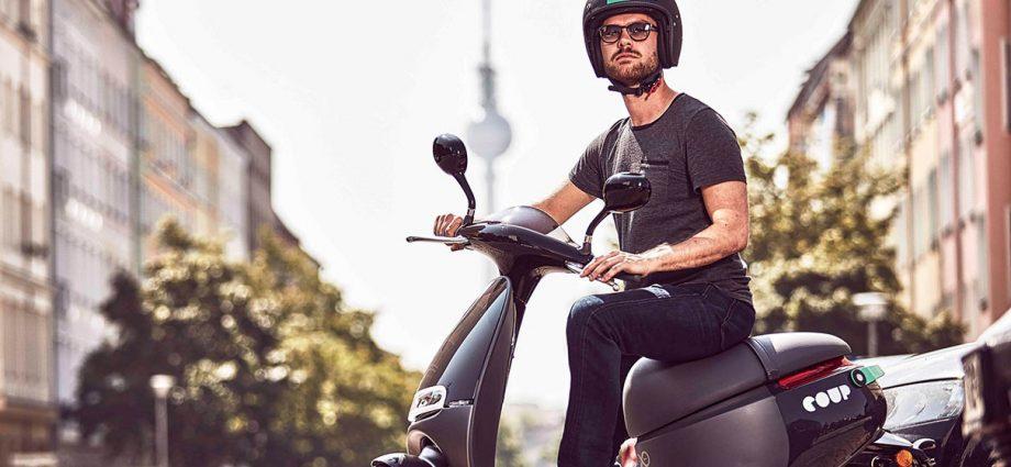 Le scooter électrique 50cm3 subventionné à Paris