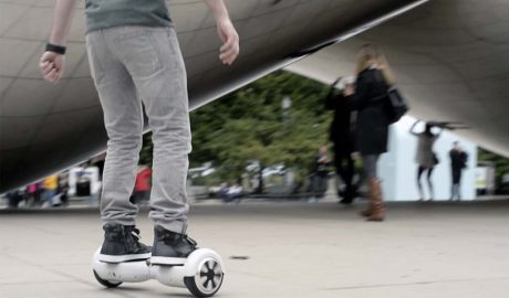 Comment faire de l'hoverboard