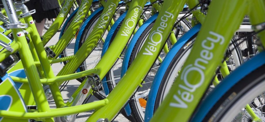 Annecy: 300 nouveaux vélos électriques bientôt mis en location