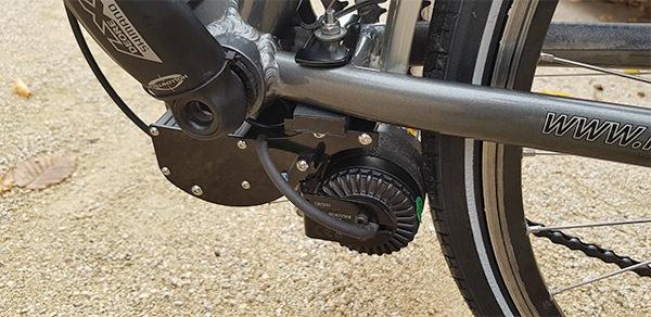 EBL muscle son kit de vélo électrique