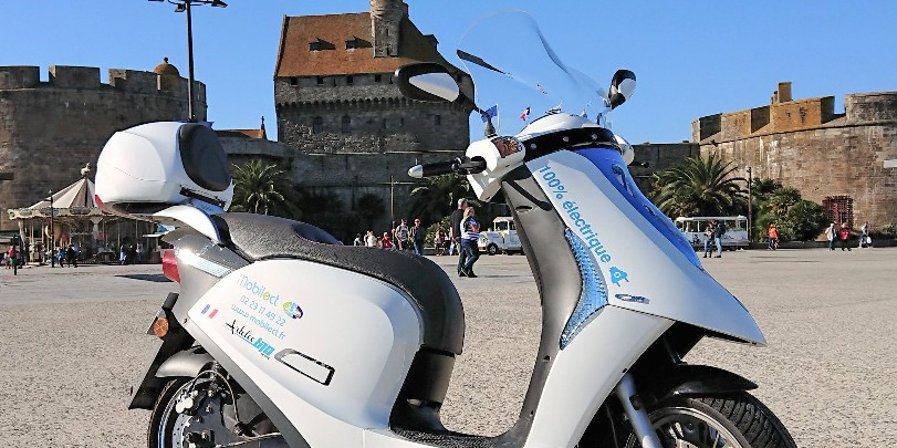 On pourra bientôt louer des scooters électriques à Rennes