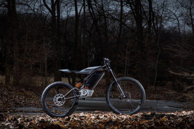 Harley Davidson dévoile les premières photos de deux concepts de vélos électriques au CES 2019