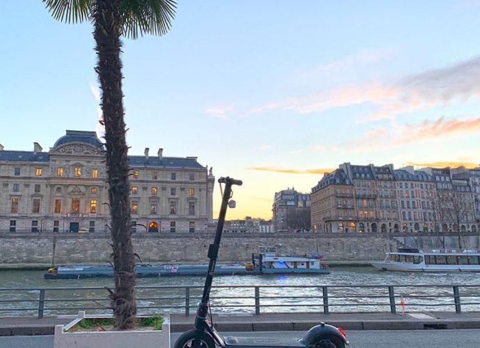 Essai de la Tectectec TPRO2, la trottinette électrique bretonne