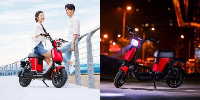 Xiaomi dévoile un vélo électrique au look de scooter, le Himo T1