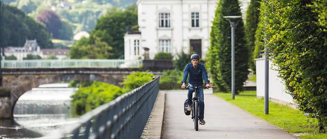 Le succès du vélo électrique