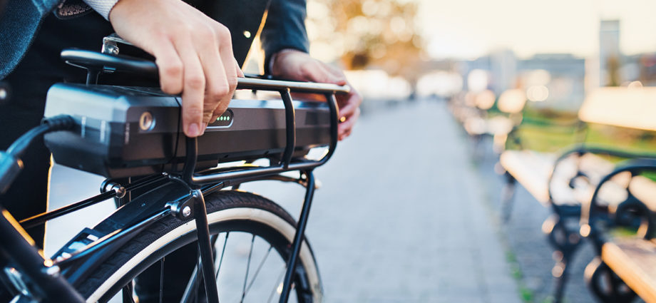 La filière pour le recyclage des batteries de vélo électrique s'installe