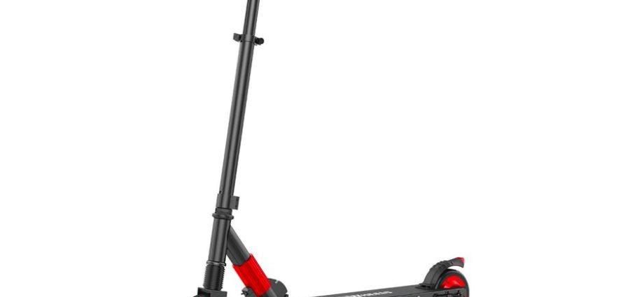 Une trottinette électrique ultra-compacte à moins de 200 euros