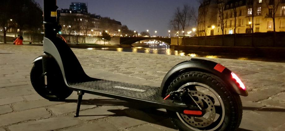 UrbanGlide innove avec le modèle UrbanRide-100