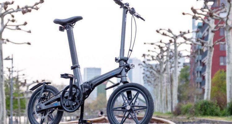 The One : le vélo pliant électrique le plus léger du monde