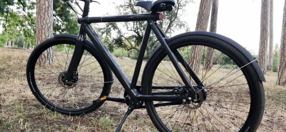 le vélo électrique Electrified S2… à 3 400 euros
