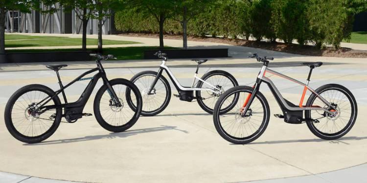 Les vélos électriques Harley Davidson