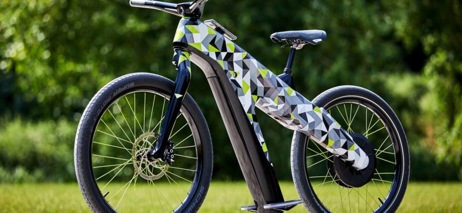 Un vélo électrique sans pédales signé Skoda