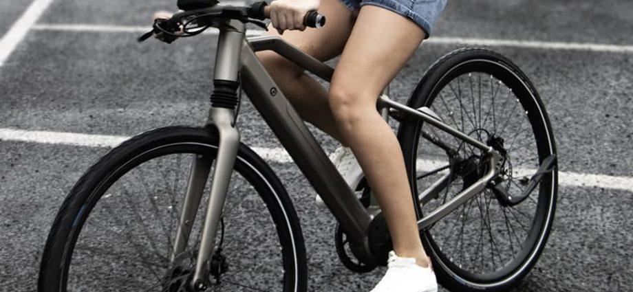 Calamus One : ce vélo est un concentré de technologie