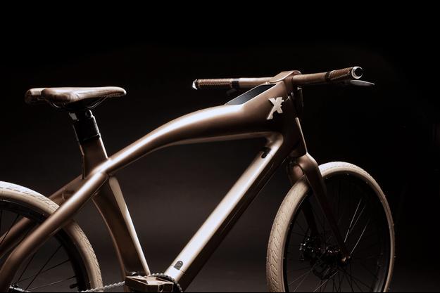 XOne, le 1er vélo à reconnaissance faciale
