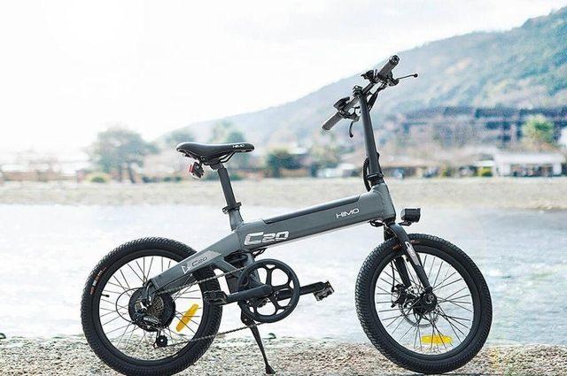 Le vélo à assistance électrique (VAE) Xiaomi Himo C20 semi-pliant