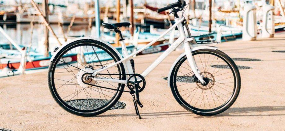 Un vélo électrique qui se recharge tout seul… ou presque
