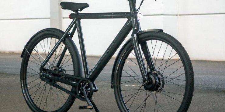 VanMoof : le tesla du vélo électrique