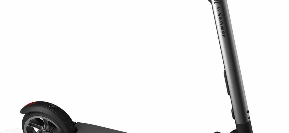 La fnac propose la trottinette électrique Ninebot Segway ES2 à 369 €