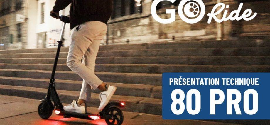 -48% sur la Go Ride 80Pro pour les soldes