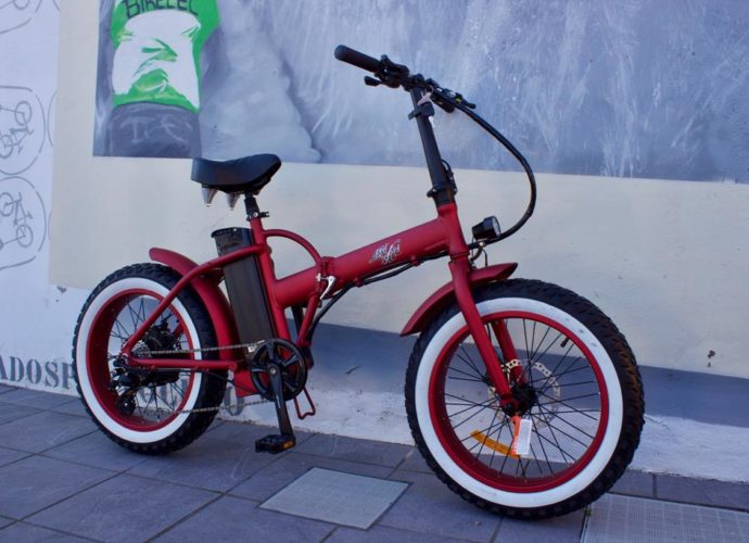 Une nouvelle vision du vélo pliant électrique