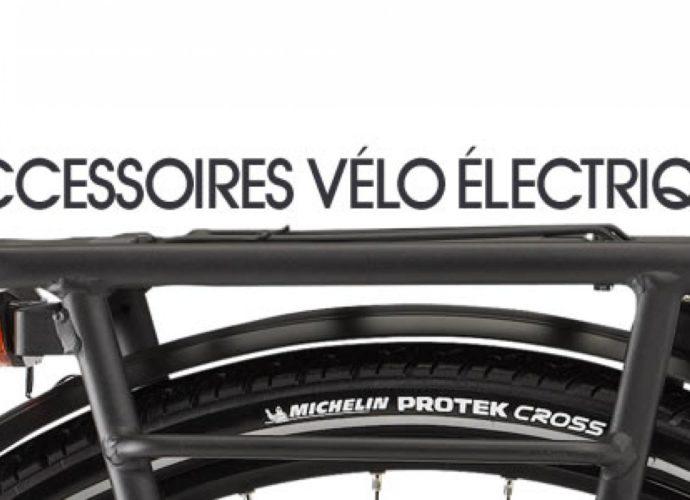Les accessoires indispensables avec votre vélo électrique