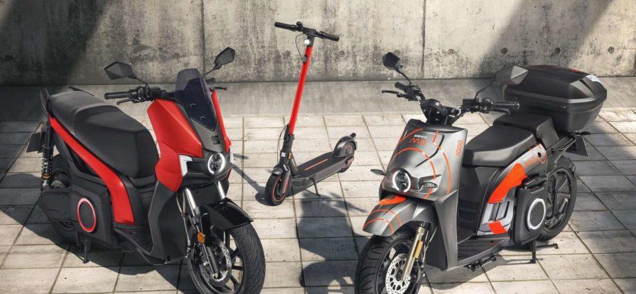 Seat va produire un scooter et une trottinette électrique