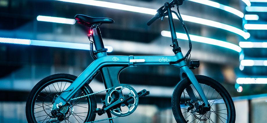 FIIDO dévoile le D11, un nouveau vélo électrique pliable