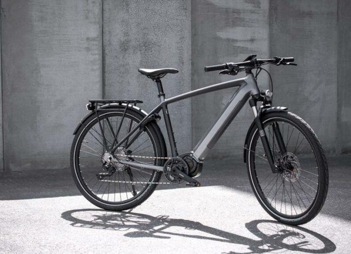Triumph dévoile son premier vélo électrique : le Trekker GT