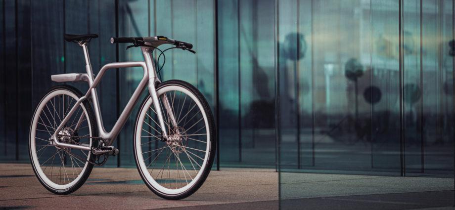 Le vélo électrique et intelligent Angell disponible chez Darty