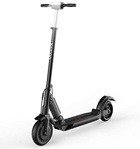 """HOMMINI KUGOO S1 Trottinette électrique Pliable, Scooter électrique, Vitesse jusqu'à 30 km/h,30km Batterie Longue Distance, Moteur de 350 W, Diamètre de 8,0"""" avec écran"""