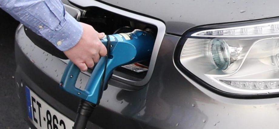 Les voitures électriques ont aussi une carte grise