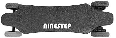 Ninestep 40 km/h Moteur Double 2000W Haute qualité électrique Longboard Offroad 6.6Ah Skateboard électrique télécommande sans Fil