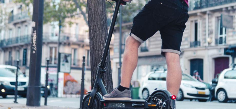 Test de la trottinette électrique Xiaomi Mi Electric Scooter 1S
