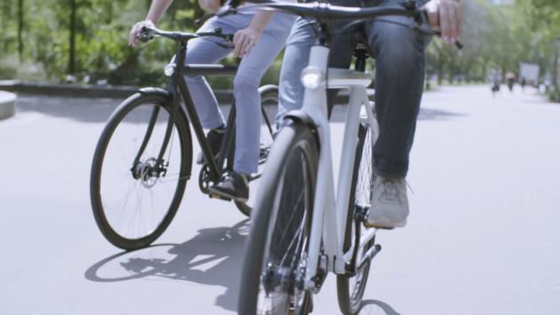 Le vélo a assistance électrique permet de pratiquer une activité physique modérée et de garder la forme