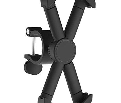 Support de téléphone pour guidon de trottinette électrique Xiaomi Mijia M365 pour Ninebot ES1 ES2 ES4