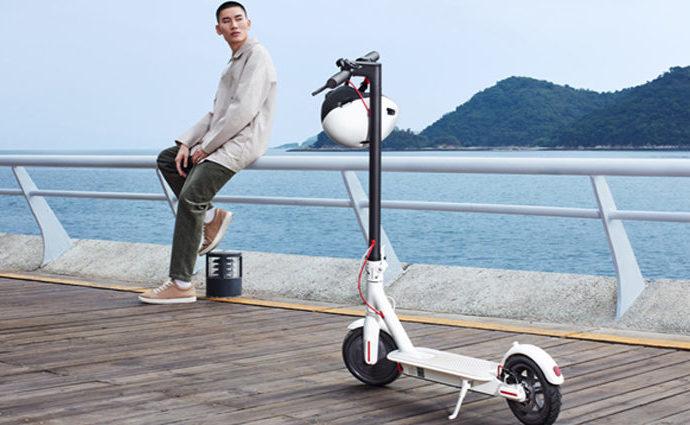 Le prix de la trottinette électrique Xiaomi Mi 1S est en baisse pour les soldes