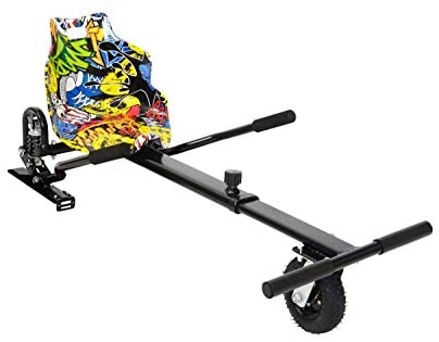 UrbanGlide Monster Kit Karting pour Hoverboard Mixte Adulte, Multicolore