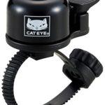 CatEye OH-1400 Sonnette Mixte Adulte, Noir, Taille Unique