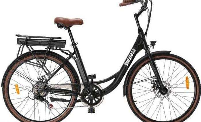 Un vélo électrique confortable et élégant à moins de 500 € pour vos déplacements urbains